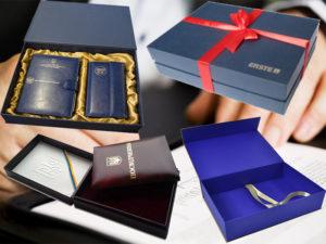купить подарочные коробки в Киеве